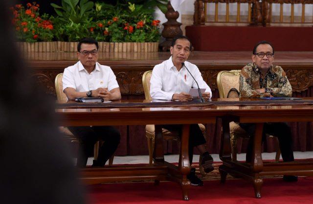 Presiden Jokowi: KPK Perlu Dewan Pengawas untuk Tangkal Penyalahgunaan Wewenang
