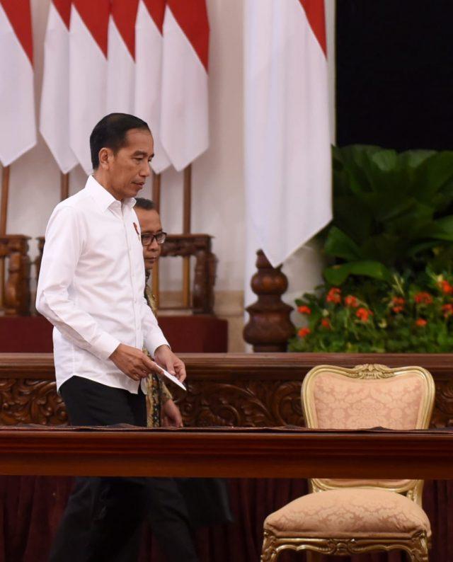 Presiden Jokowi Tolak Empat Usulan Revisi UU KPK oleh DPR