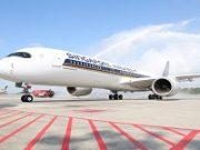 SIA PERKENALKAN REMIX TRACK A350 PADA PERAYAAN PELUNCURAN PENERBANGAN PERDANA KE SEATTLE