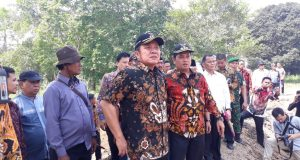 Libur, Gubernur Sumsel Tetap Turun Pantau Program Serasi di Banyuasin