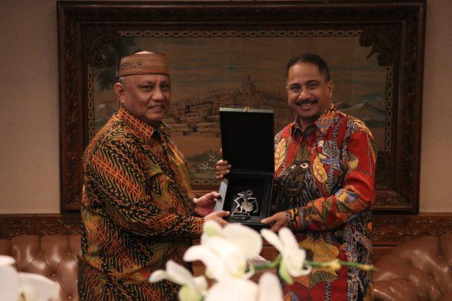 Gubernur Gorontalo Undang Menteri Pariwisata Hadiri GKK 2019
