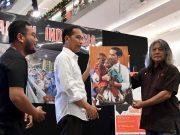 "Presiden Joko Widodo Hadiri Pameran Foto ""Membangun Indonesia"""
