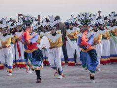 Tari Kolosal dan Karnaval Budaya Jadi Suguhan Utama di 'Wakatobi Wave 2019