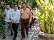 Kunjungan ke Bali, Wishnutama Paparkan Paradigma Baru Pariwisata dan Ekonomi Kreatif