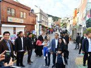 Kunjungi Desa Budaya Gamcheon di Busan, Presiden Jokowi: Bisa Jadi Inspirasi