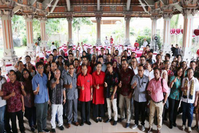 Gubernur Bali : Media Berperan sebagai Mitra Pembangunan untuk Bangun Pemahaman Masyarakat