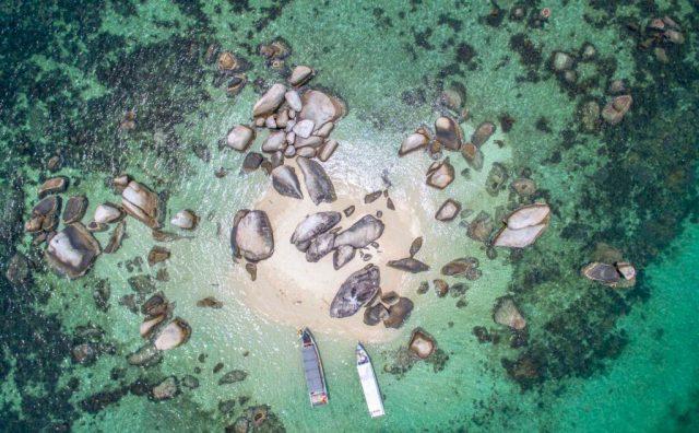 Wisata Pulau Jadi Daya Tarik Belitung