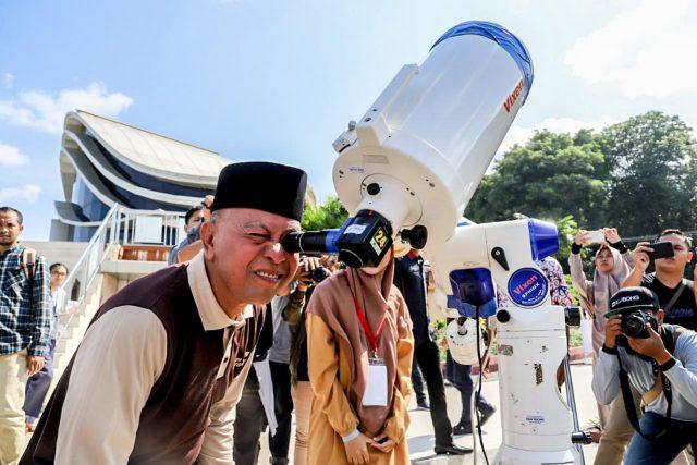 Festival Gerhana Matahari Cincin Angkat Ekonomi Kreatif Tanjungpinang