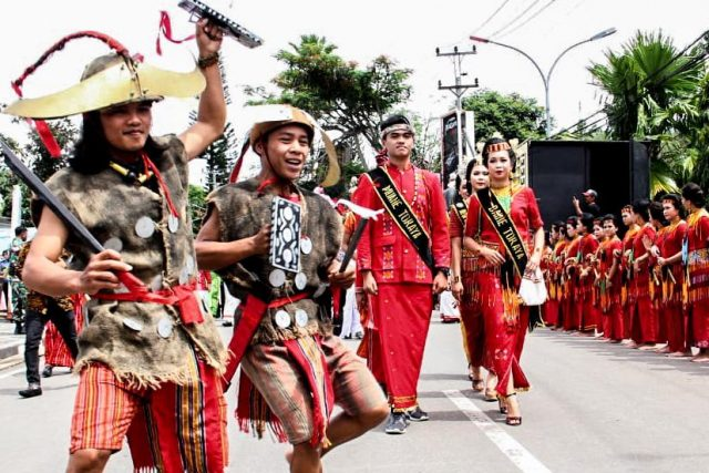 Potensi Kekayaan Tana Toraja Ditampilkan dalam Puncak Perayaan Pesona Kemilau Toraja 2019