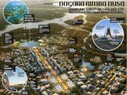 Sayembara Desain Kawasan Ibu Kota Negara Dimenangkan 'Nagara Rimba Nusa'