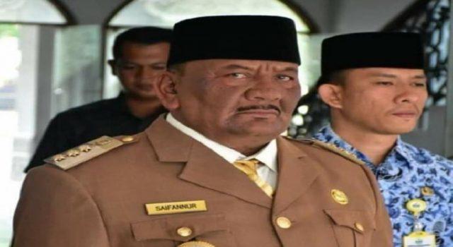 Keluarga Besar Kemendagri dan BNPP Turut Berdukacita atas Wafatnya Bupati Bireuen Saifannur