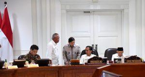 Arahan Terkini Presiden soal Persiapan Pemindahan Ibu Kota