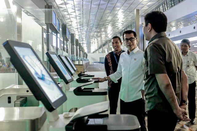 Fasilitas Bandara Soetta Disebut Setara Dengan Bandara di Amerika Serikat