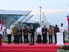 Resmikan Landasan Pacu 3, Presiden Harapkan Peningkatan Layanan Bandara Soekarno-Hatta