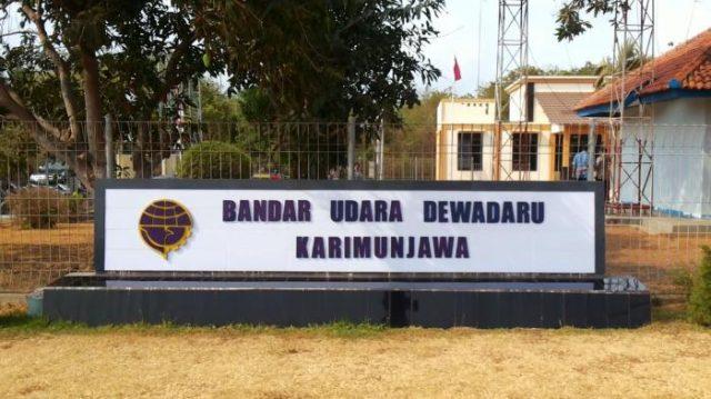 MENHUB DIJADWALKAN KUNJUNGI BANDARA DEWADARU DAN BANDARA NGLORAM JAWA TENGAH