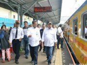 Proyek Pembangunan Jalur KA Rangkasbitung - Merak, Persingkat Waktu Tempuh Perjalanan Jakarta-Merak