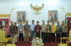 Jamin Pasokan BBM Lancar ke Enggano, Gubernur Rohidin Jalin Koordinasi dengan Pertamina dan TNI AL