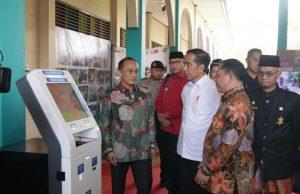 Presiden Bangga ADM Sudah Ada di Provinsi Paling Ujung Utara Indonesia