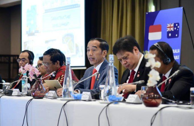 Bicara di Forum Bisnis, Presiden Sampaikan Komitmen Indonesia Ramah Investasi