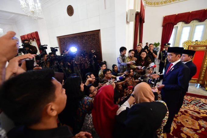 Berbicara dengan Xi Jinping, Presiden Jokowi Yakin RRT Mampu Tangani Wabah Korona