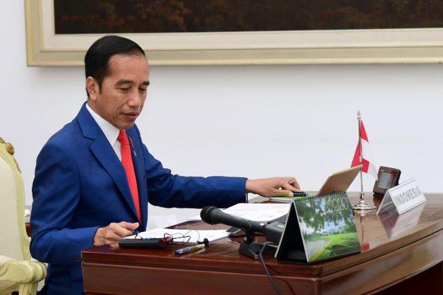 """Presiden Jokowi ajak Negara G20 """"Perang"""" Melawan Covid-19 dan Pelemahan Ekonomi Dunia"""