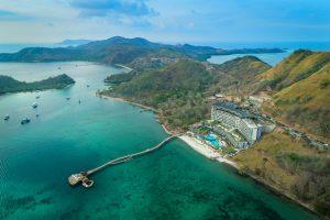 Ayana Komodo Resort Waecicu Beach Desain Eksklusif Resort yang Terinspirasi dari Komodo