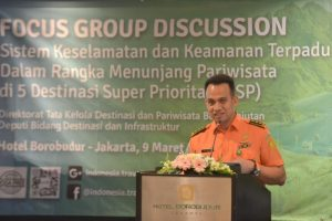 Menparekraf Siapkan Prosedur Khusus Berikan Jaminan Keamanan Wisatawan
