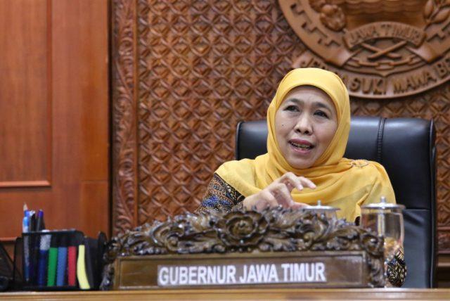 Ibunda Presiden Jokowi Meninggal Dunia, Gubernur Jatim Sampaikan Belasungkawa Mendalam