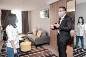 Kemenparekraf Pastikan Kesiapan Hotel Penyedia Akomodasi Tenaga Medis