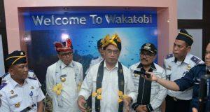 Kemenhub Terus Kembangkan Bandara Matohara Dukung Pariwisata di Wakatobi