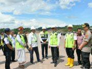 Proyek Pembangunan Bandara Buntu Kunik Tahap I Ditargetkan Selesai Mei 2020