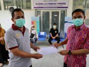 3 Dari 4 Pasien positif yang di Rawat di RSUZA Sembuh