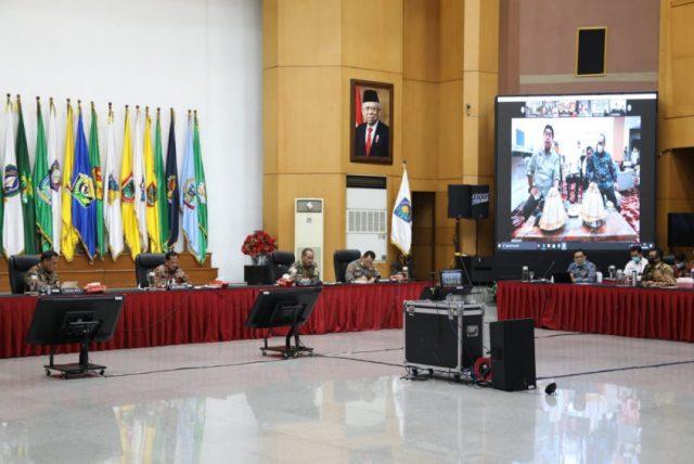 Ketua BPK dan Pemda Apresiasi Mendagri Ambil Langkah Cepat dalam Penanganan Covid-19