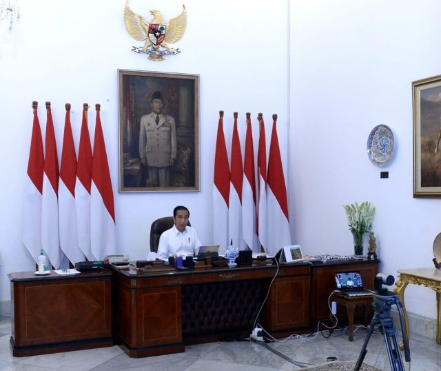 Pembebasan Bersyarat Narapidana, Presiden: Narapidana Koruptor Tidak Pernah Dibicarakan