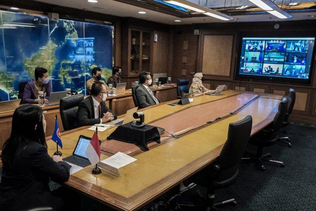 """Indonesia Dorong Terbentuknya Skema Kemitraan Pariwisata Baru dalam """"New Normal"""" di ASEAN halo indonesia"""