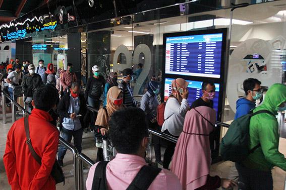 Sampai 1 Juni 2020, Bandara Soekarno-Hatta Hanya Layani Angkutan Kargo dan Penerbangan Khusus halo indonesia