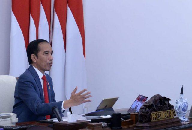 Presiden Optimistis 2021 Adalah Tahun Pemulihan Ekonomi halo indonesia