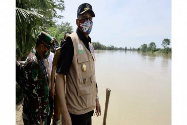 Forkopimda Aceh Tinjau Lokasi Banjir di Kabupaten Aceh Tamiang
