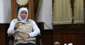 Gubernur Jatim Ajak Bersilaturrahmi Idul Fitri Secara On Line halo inndonesia