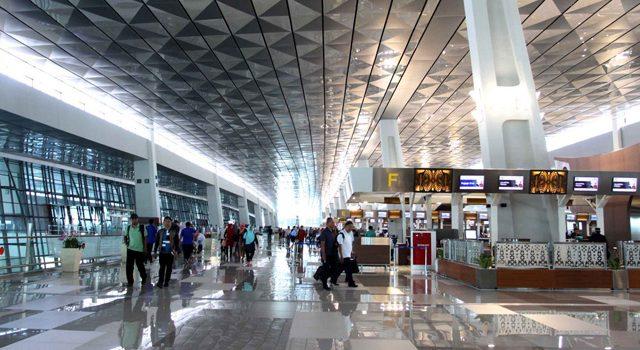 Bandara Soekarno-Hatta Pertama di Indonesia Raih Airport Health Accreditation dari ACI!