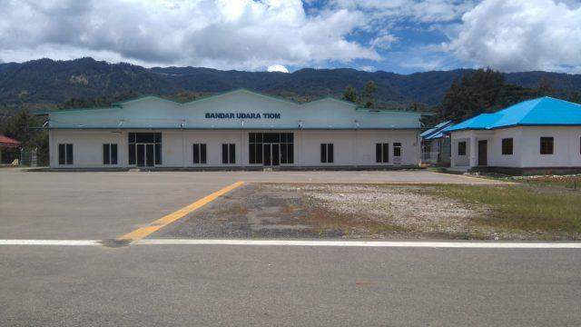 Bandara Tiom, Gerbang Menuju Eksotisnya Lanny Jaya halo indonesia