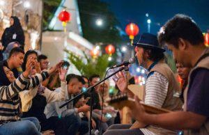 Kemenparekraf akan fasilitasi musisi jalanan terdampak COVID-19 tampil di Panggung Online alo indonesia