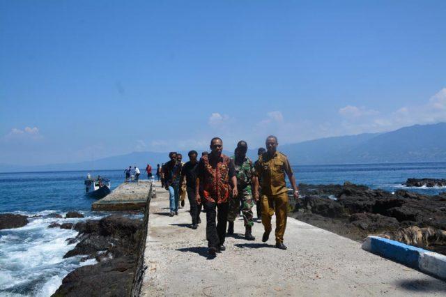 Kemandirian dan Ketahanan Pangan Alor Melawan Pandemi halo indonesia