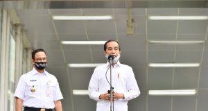Presiden Pastikan TNI/Polri Berada di Titik Keramaian untuk Disiplinkan Masyarakat halo indonesia