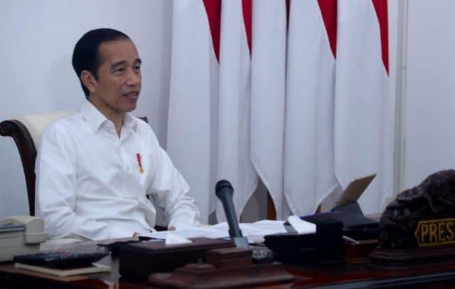 Presiden: Permudah, Percepat, dan Awasi Penyaluran Bansos halo indonesia