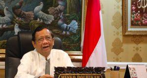 Menko Polhukam: Covid-19 Timbulkan Nasionalisme Baru halo indonesia