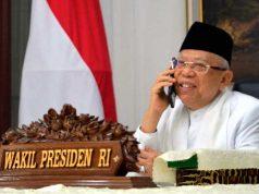 Wapres Terima Ucapan Idul Fitri dari Menteri Senior Singapura halo indonesia