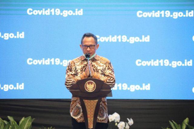 Mendagri Minta Pemda Sosialisasikan Penerapan New Normal halo indonesia