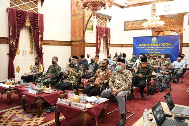 Aceh Perketat Pengawasan di Wilayah Perbatasan halo indonesia