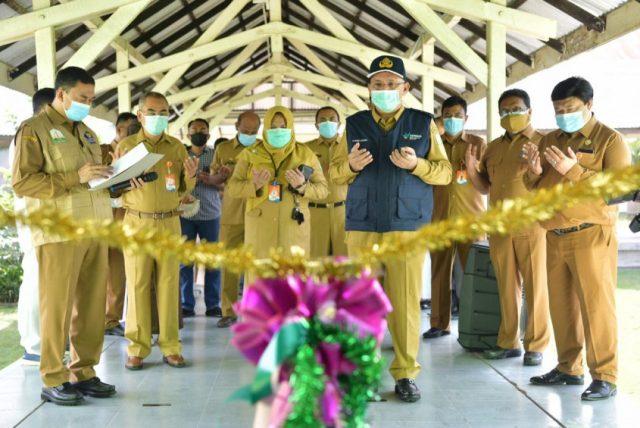 Sekda Aceh Resmikan Pengoperasian 24 Ruang Isolasi Tambahan halo indonesia